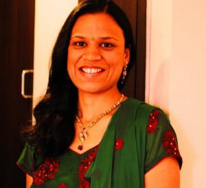 Anupama Dalmia, Web Designer & Partner