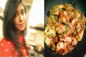 Neelambari Warty_Chicken Delight