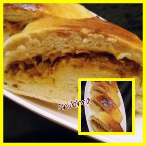 Desi Masala Bread