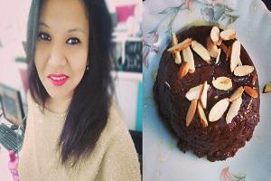 Sangeeta Srivastava_Chocolaty Sooji ka Halwa